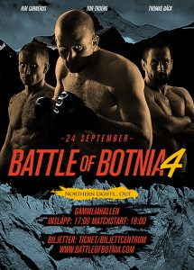 Battle of Botnia 4 Poster