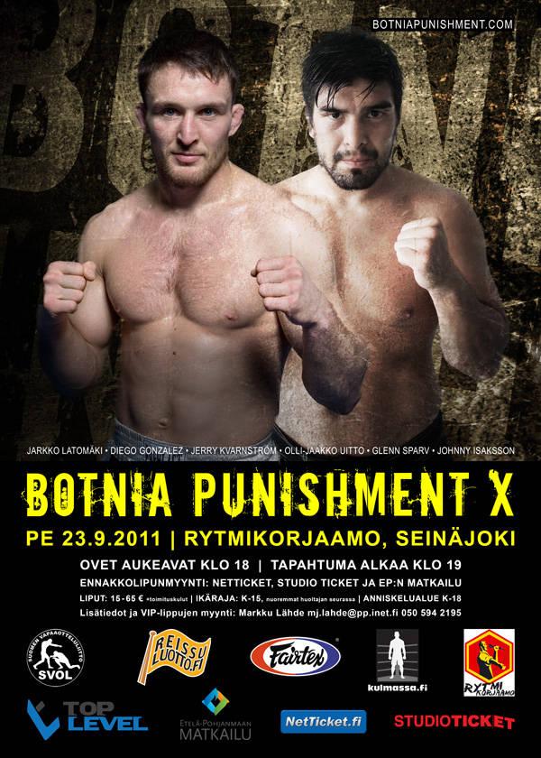 Botnia Punishment X Finland