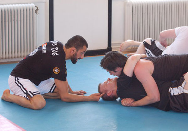 Reza Madadi Wrestler