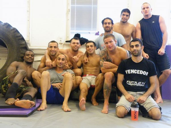 Reza Madadi at HILTI