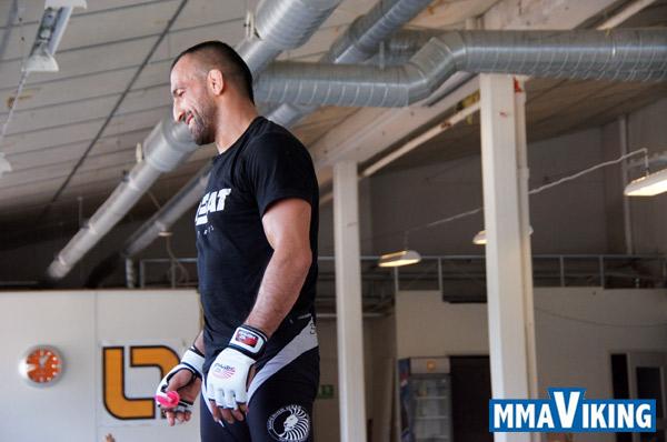 Reza Madadi MMA
