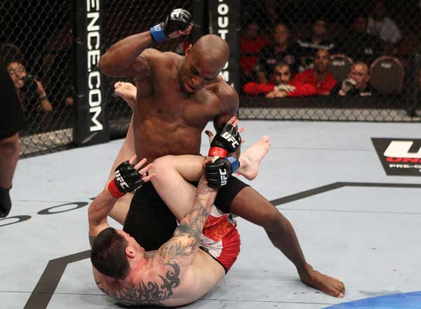 Carmont UFC Sweden