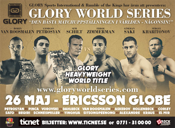 Glory World Series