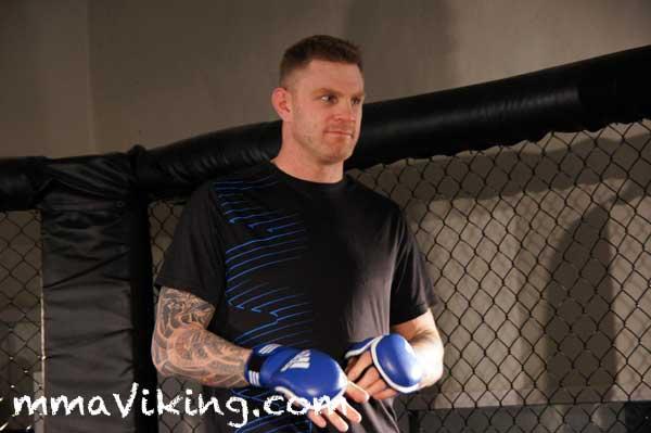 Jorgen Kruth UFC