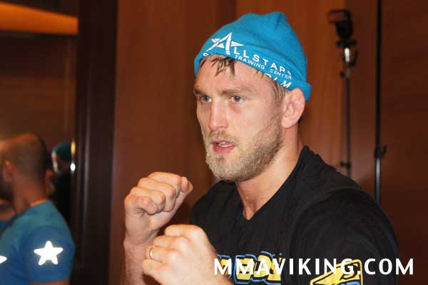 Gustafsson Wants Shot at Title