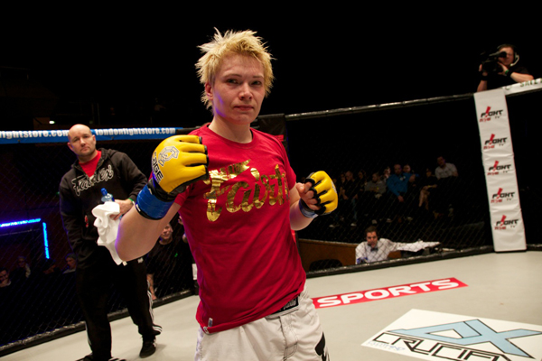 Kankaanp Scores Huge Win at Cage Warriors | Photo from Cage Warriors