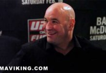 Dana White Sweden