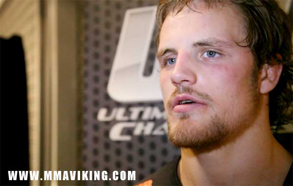 Exclusive : Gunnar Nelson's Return Fight Still Undecided