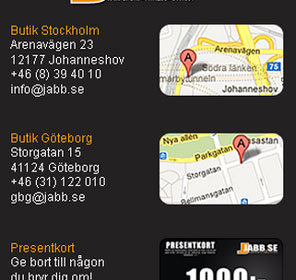 mma butik stockholm