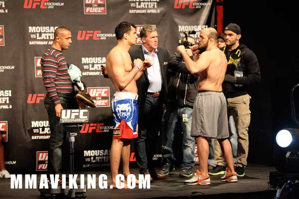 UFC_Faceoff_weigh_in_UFC