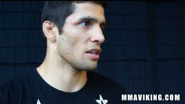 Gonzalez to Debut at Cage Warriors