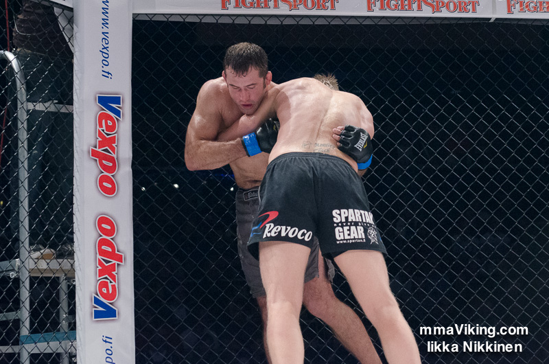 Marcus Vänttinen vs. Joachim Christensen