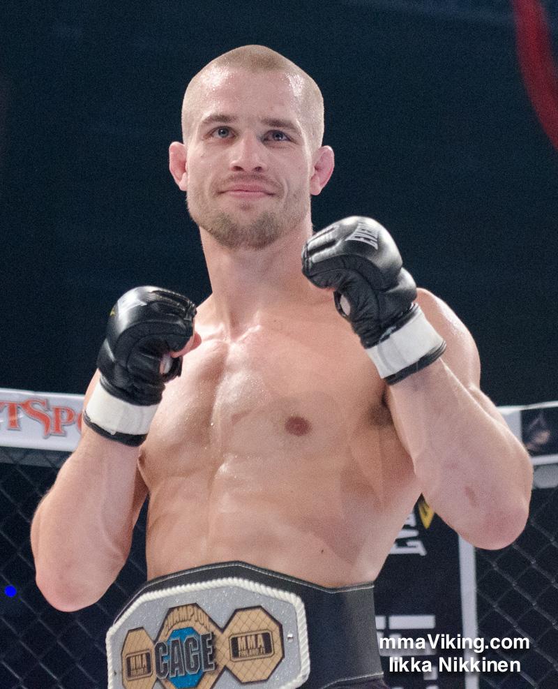 The champ, Tom Niinimäki