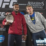 "Jon Jones Lost Respect for ""Arrogant"" Gustafsson"