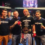 Announcement : Glenn Sparv Slated for Rebel FC Bout in Singapore