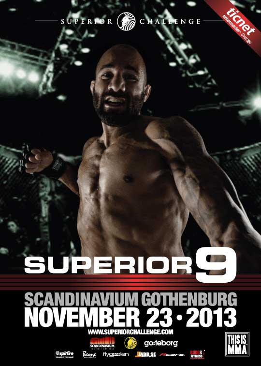 Superior Challenge is Back and Having First Event in Gothenburg