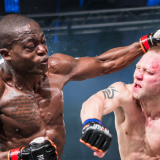 Cageside Photos : Mulenga Chanda Versus Tor-Andre Tomassen at EUMMA 7