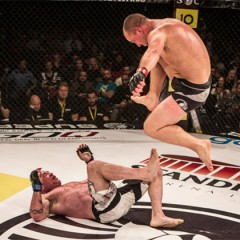 Cageside Photos : Matti Mäkelä Versus Matteo Minonzio at SC 9