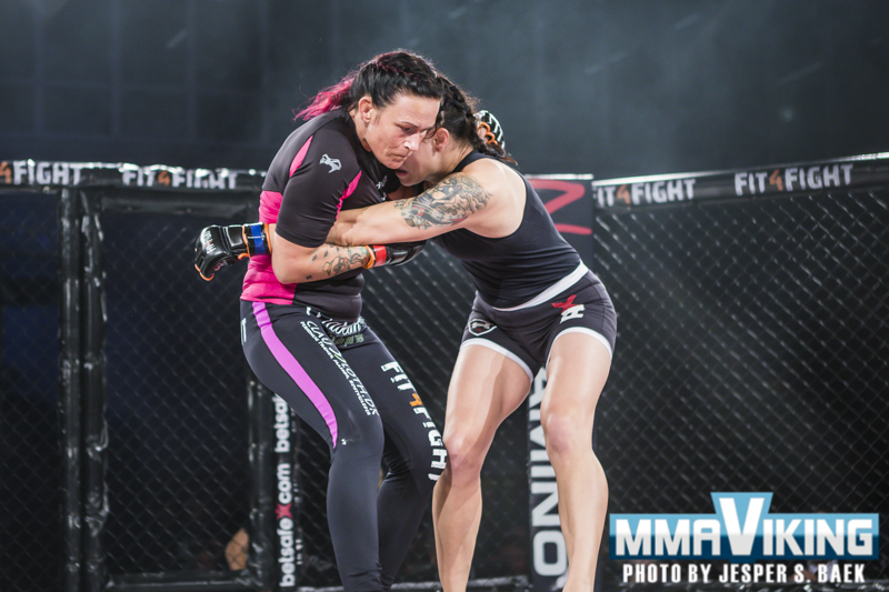Invicta 9 w/Maria Hougaard-Djursaa @ The RiverCenter | Davenport | Iowa | United States