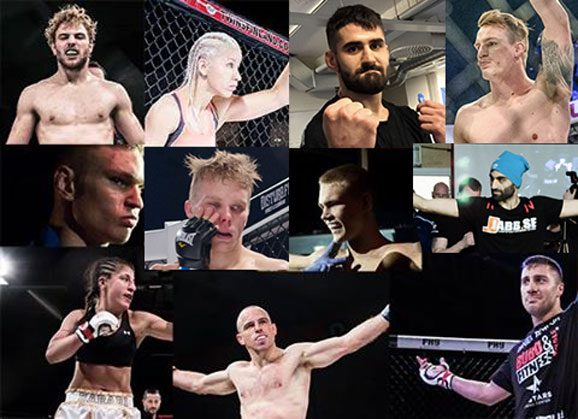11 Undefeated Nordic Fighters You Should Know About