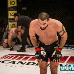 Cageside Photos : Yosef Ali Mohammad versus Duarte Fonseca at SC 9