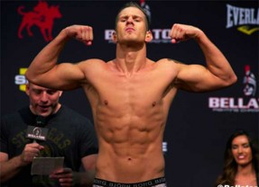 Andreas Spång Out of Bellator, Looking Forward to Change in New Year