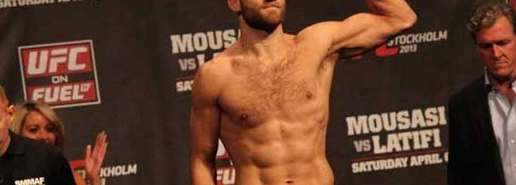 Tor Troeng Booked for UFC 171 Card