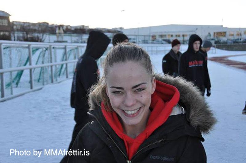 Sunna MMA Iceland