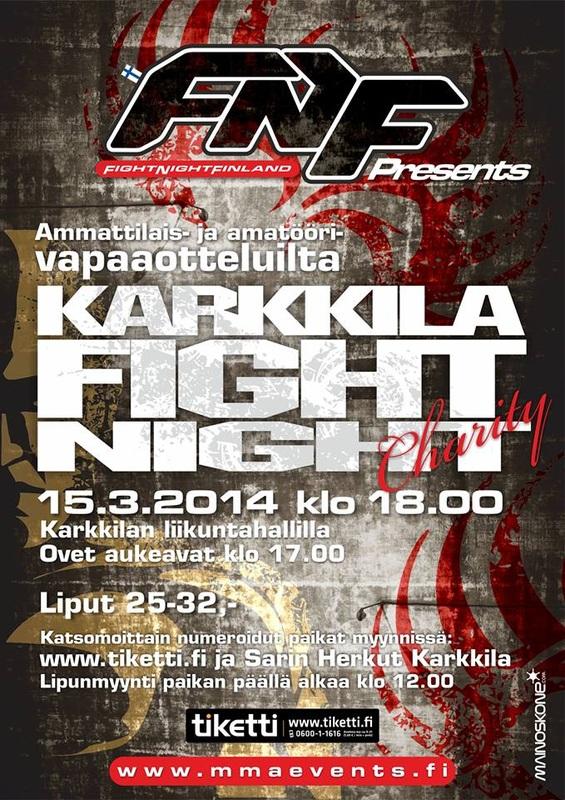 Karkkila Fight Night