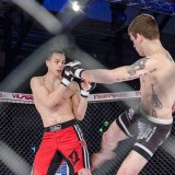 Cage 25 Fight Videos: Salovaara vs Ward
