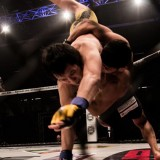Cageside Photos : Binh Son Le vs Shamal Tashkilot at CWFC 66