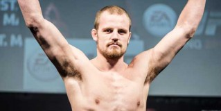 Video : Gunnar Nelson Weigh-in for UFC in London