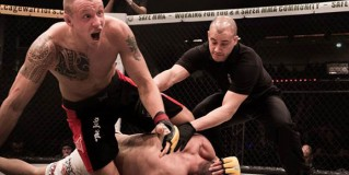 Jack Hermansson Takes Short Notice Fight