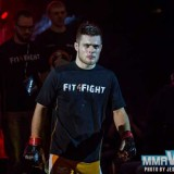 Coach Trnka on Dane Burnell; 'Best fighter I've trained ever'