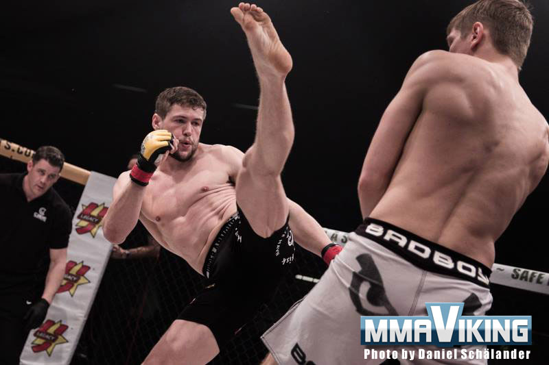 Cage Warriors 72 w/Nicolas Dalby @ Newport Centre | Newport | Wales | United Kingdom