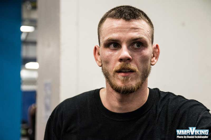 Niklas Bäckström Takes Another Step Toward UFC with ...