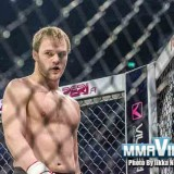 Cageside Photos : Johan Vänttinen vs. Olli-Jaakko Uitto at Cage 26