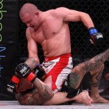 Parlo Dominates Cisneros at Bellator 115