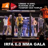 IRFA 6.0 Replay 22.00 this Saturday
