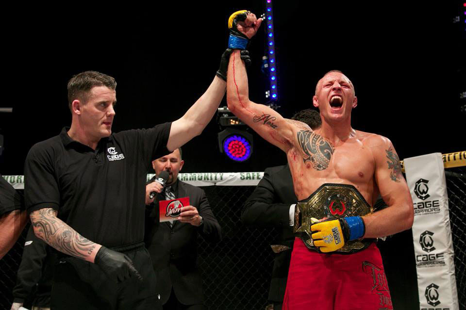 The Swede Hermansson Not Approved to Fight Under Unified Rules in Sweden
