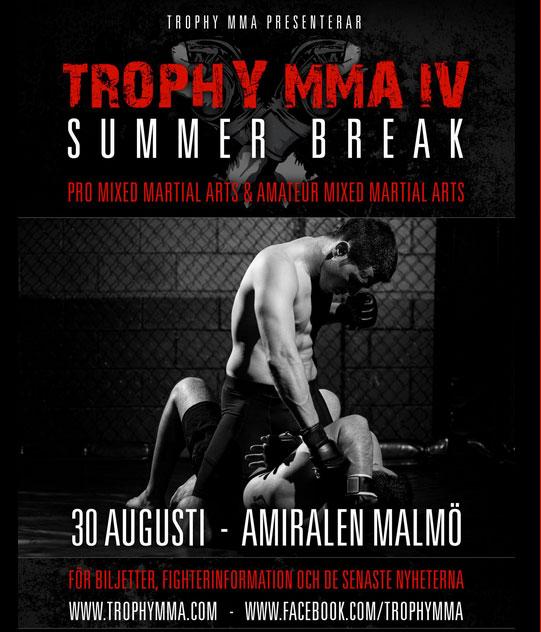 Trophy MMA 4 @ Amiralen | Malmö | Skane County | Sweden