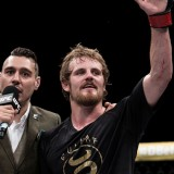 "Gunnar Nelson After Win ""The Title Definitely Is In My Mind"""