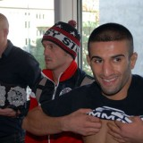 "Sirwan Kakai on UFC in Sweden ""Just give me a chance"""