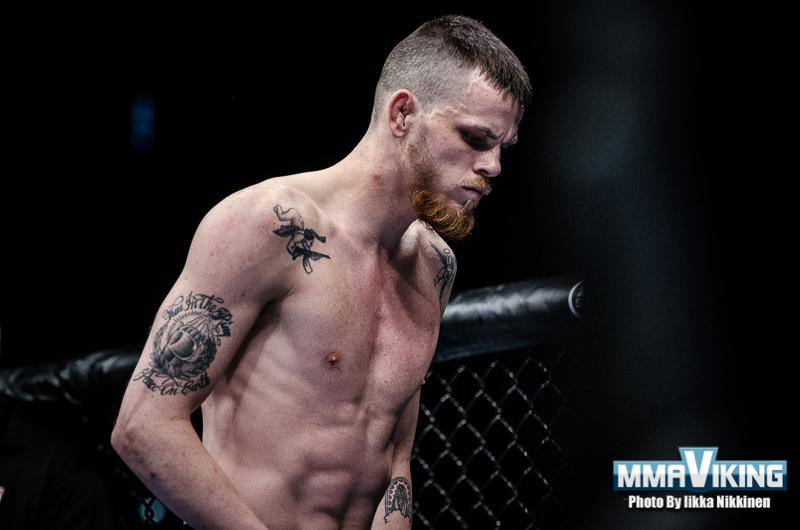 Niklas Bäckström to Face Mike Wilkinson for UFC Sweden 3 ...