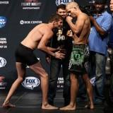 Tom Niinimäki versus Chas Skelly Results at Fight Night Tulsa