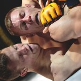 Cageside Photos : Linus Andersson vs. Alexander Bergman at Trophy MMA 4
