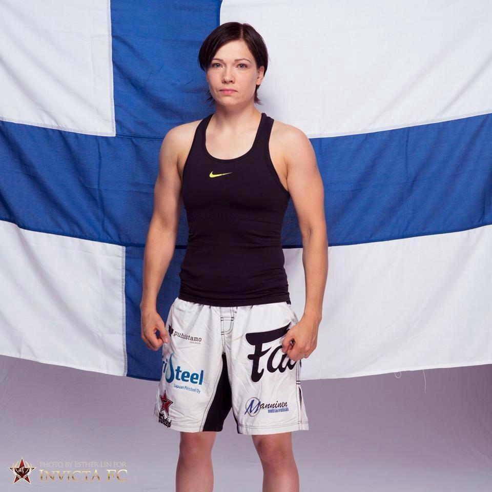 Katja Pic from Invicta
