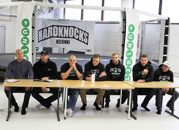 A UFC in Helsinki Depends on Finnish Fighter's Success