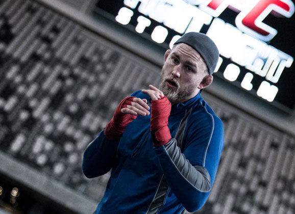12 Fights Booked for UFC in Sweden 4