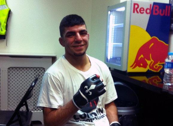 Amir Albazi Wins at UCMMA 41